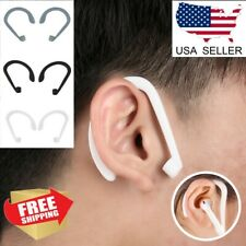 Ear Hooks Cover Holder For Apple AirPods iPhone Earphones Strap Silicone Gel