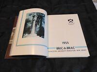 1955 PRINCETON UNIVERSITY YEARBOOK BRIC-A BRAC