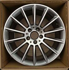 """Original 18"""" Mercedes SLK AMG Alloy Wheel - 5x112 - 9j ET42 - A1724011900"""