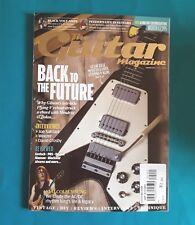 Guitar Magazine Feb.2018 Back to the Future GB englisch 1A abs. TOP