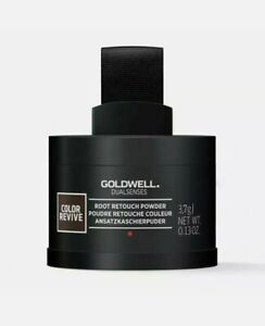 GOLDWELL Color Revive - Dark Brown / Black - Temporary Root Concealer Compact