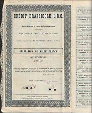 CRÉDIT BRASSICOLE L.B.C. (notaire à Dijon) (P)