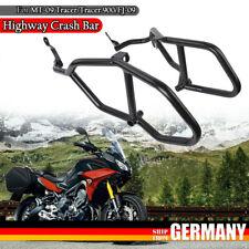 DE Crash Bar Sturzbügel Rahmen Schutz für Yamaha MT-09 Tracer 900 GT FJ-09