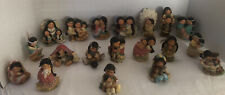 Vtg Enesco Friends Of The Feather Figures 1994-2000 Lot Of 19 Pre-Owned, Flaws