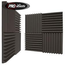 Pro Acoustic Foam AFW305 Tile Sets,  with Optional BASSBLOCK Bass Traps