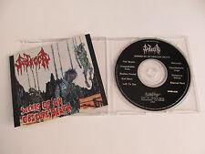 JUDECCA Scenes of an Obscure Death CD 1993 MEGA RARE ORIG 1st PRESS WILD RAGS!!!