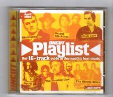 (IH518) Playlist April 2006, 16 tracks - Uncut Magazine CD