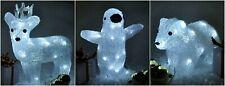 Light Up Crystal Effect Indoor Christmas Animal Decoration LED Lights