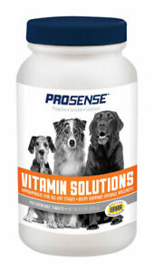 ProSense  8.5 oz. Chewable Vitamins  For Dog