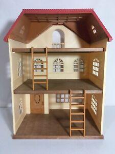 Calico critters/sylvanian families Cedar Terrace house