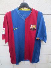 VINTAGE Maillot BARCELONE BARCELONA camiseta NIKE shirt football M Barça jersey