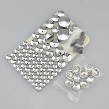 81pcs ABS Bolt Caps Topper Cover Kits For Harley Davidson Softail Twin Cam 07-14