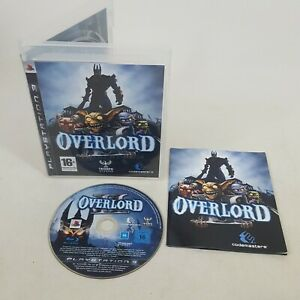 Overlord 2 ii PlayStation 3 PS3 Complete With Manual 2009 PAL
