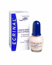 Ecrinal Flexible Basecoat Protects &Evens Out Nail Surface 10ml Brand New In Box