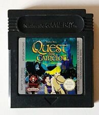 Quest For Camelot - Nintendo GameBoy - EUR
