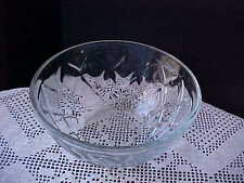 "Serving Bowl Diamond Pattern Is Raised on Outside 5-3/4"" Diameter Good Condition"