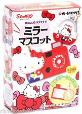 Hello Kitty Re-ment mini-phone charm miroir mascotte Collectible kawaii miniatures