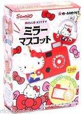Hello Kitty Re-Ment mini Phone Charm MIRROR MASCOT collectible kawaii miniatures