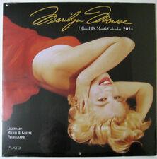 Marilyn Monroe ™ Legendary Milton H Greene Photos 2014 Wall Calendar New Sealed