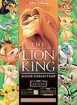The Lion King Movie Collection (The Lion King/ The Lion King 2: Simba's Pride/ T