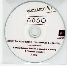 (EG647) Roshi ft Pars Radio, 3 Almonds & A Walnut - DJ CD