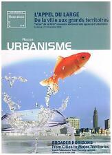 REVUE URBANISME Hors Série n°35 L'APPEL DU LARGE + PARIS POSTER GUIDE
