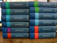 L'UNIVERSALE GRANDE ENCICLOPEDIA TEMATICA SCIENZE VOLL.11 + 12 GARZANTINE