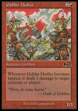 MTG GOBLIN MEDICS - MEDICI GOBLIN - UL - MAGIC