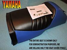 Yamaha SRX SXR 1998-2002 New seat cover 500 600 700 W/KNEE PADS SX SRX700 462C