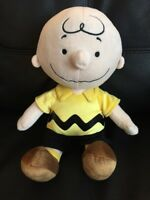 Kohls Cares Plush Charlie Brown Yellow Shirt(1)