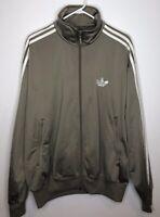 Adidas Originals Men's Camo Camouflage Hooded Windbreaker