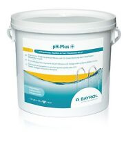 BAYROL pH-Plus 5 kg - Schwimmbad pH-Wert-Heber