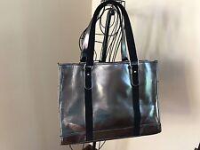 Victoria's Secret Silver Tote Bag