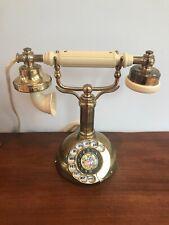 Vintage Regency Rare Intercontinental Rotary Telephone Model Made in Japan