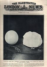 1929 London News July 27 - Non-family Russia;Tomb of Broken Dolls in Japan;China