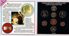United Kingdom : Uncirculated Coin Collection 1983 set