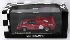 Voitures de courses miniatures MINICHAMPS pour Alfa Romeo 1:43
