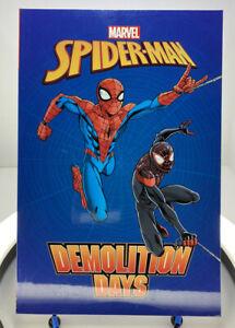 Spider-Man: Demolition Days - Marvel All Ages Graphic Novel TPB Digest Size NEW!