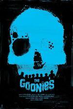 POSTER THE GOONIES I STEVEN SPIELBERG SEAN ASTIN JOSH BROLIN DVD FILM FOTO #2