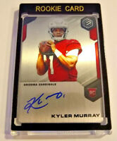 2019 Panini Elements KYLER MURRAY JERSEY NUMBER ON CARD AUTO Cardinals 1/75 RC