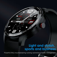 L9 Full Touch ECG Smart Watch Heart Rate Smart Watch IP68 Waterproof Sport Watch