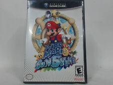 SUPER MARIO SUNSHINE Gamecube Complete CIB w/ Box, Manual Good