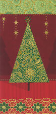 Foil Christmas Tree - Box of 16 Christmas Cards by Image Arts