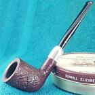 VERY+MINT%21+1950%27s+Comoy%27s+DELUXE+DUBLIN+ENGLISH+Estate+Pipe+STERLING+SILVER%21