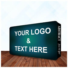 Tradeshow Display Fabric Wall Box 20' X 10' Double Sided Pop Up Booth Backdrop