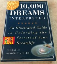 10,000 Dreams Interpreted by Gustavus Hindman Miller, Illustrated Guide Hardback
