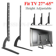 Universal Table Top TV Stand Legs for Sony Bravia KDL-40V2500 Height Adjustable