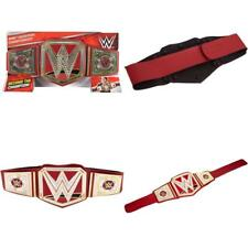 WWE World Heavyweight Championship Title Belt Prop Replica Red Color