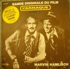 BO FILM OST L'ARNAQUE THE STING ENTERTAINER HAMLISCH JOPLIN PORT A PRIX COUTANT