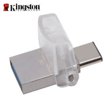Kingston DTDUO3C 64Go Data Traveler Micro Duo Clé USB U3.1 Type-C OTG